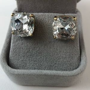 Kate Spade Rhinestone Earrings